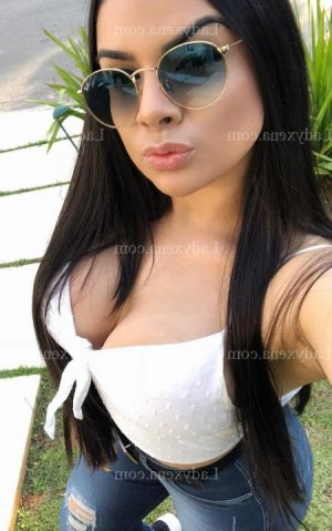 Gasparine ladyxena massage escorte